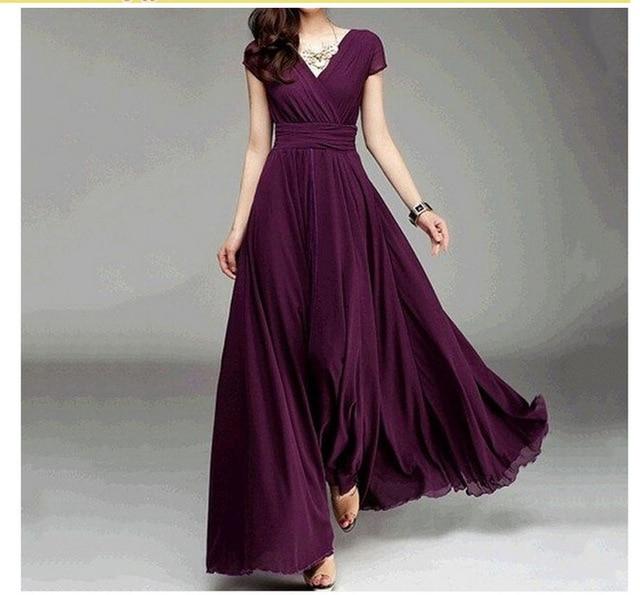 294b077de74 Maxi Dress 2018 Women Long Summer Convertible Bohemian Dresses Casual  Bandage Evening Prom Club Party Infinity