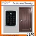 Excelente design de alta qualidade 1000 cartão de usuário 125 10KHHZ independente F007 fechadura da porta senha de controle de acesso único inteligente
