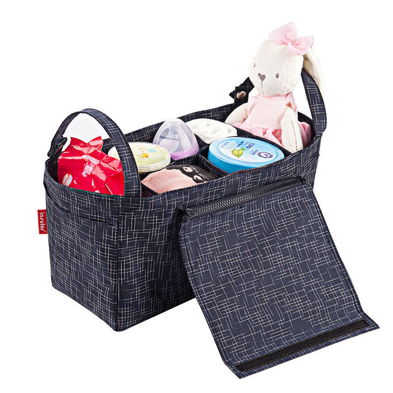 Baby Stroller Bag Organizer Infant Toddler Nappy Diaper Bag Multifunctional WaterProof Mummy Maternity Bag Stroller Accessories ...