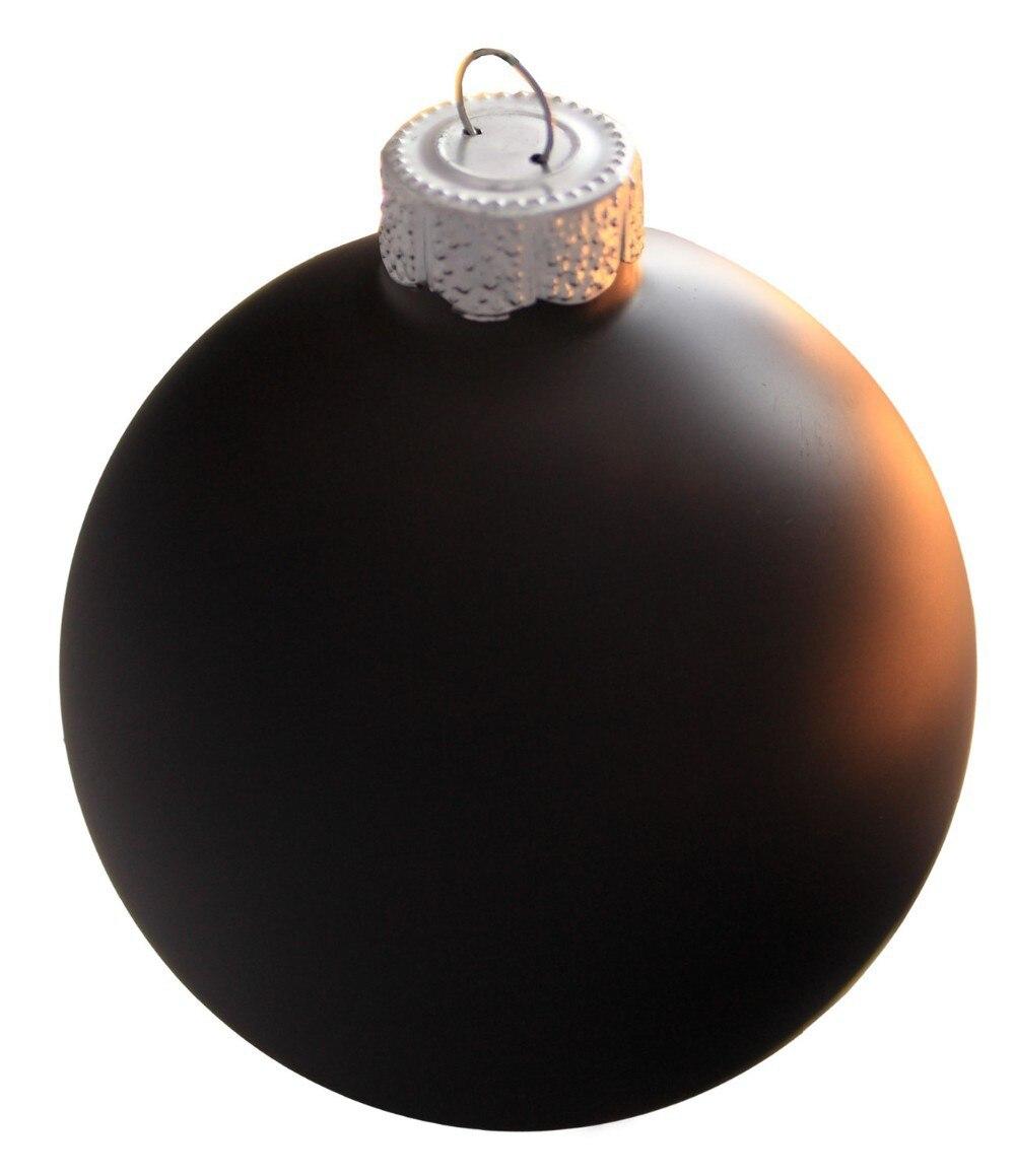 Compra negro bolas de adorno online al por mayor de china - Bola arbol navidad ...