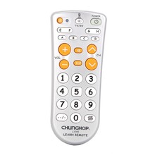 L108E fonction dapprentissage télécommande 11 touches contrôle universel
