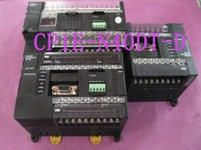 цена на CP1E Motor controller N40DT-D N40DT CPU for Omro CP1E-N40DT-D input 24 point Transistor output 16 point DC 24V PLC Controller