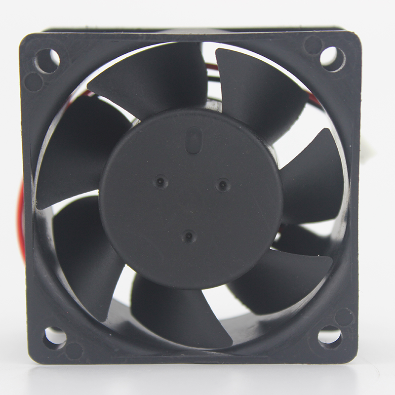 6cm 6025 24V 0.09A 2-wire double ball DFB0624M inverter fan