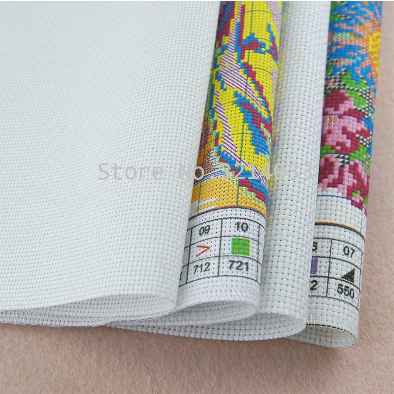 NKF тигр животных наборы для вышивки крестом 11CT 14CT китайский вышивка крестиком набор для шитья для домашнего декора