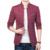 2016 nueva llegada del color sólido slim fit chaqueta para hombre moda casual hombres chaquetas de traje de negocios abrigos M-5XL CYG128