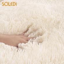 Пледы одеяло кровать одеяло Спальный зимний полиэстер мохнатый искусственный мех одеяло супер мягкий свадебный