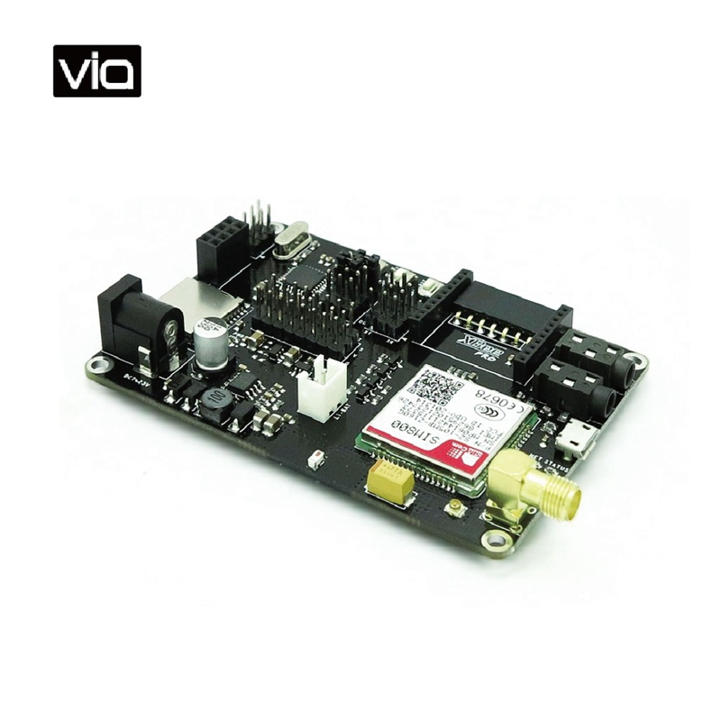 Arduino ATMEGA328P Gboard 800 Direct Factory 7V-23V GSM/GPRS/BT Module GSM/GPRS SIM800 Quad Band Development Board sim800 quad band add on development board gsm gprs mms sms stm32 for uno exceed sim900a unvsim800 expansion board