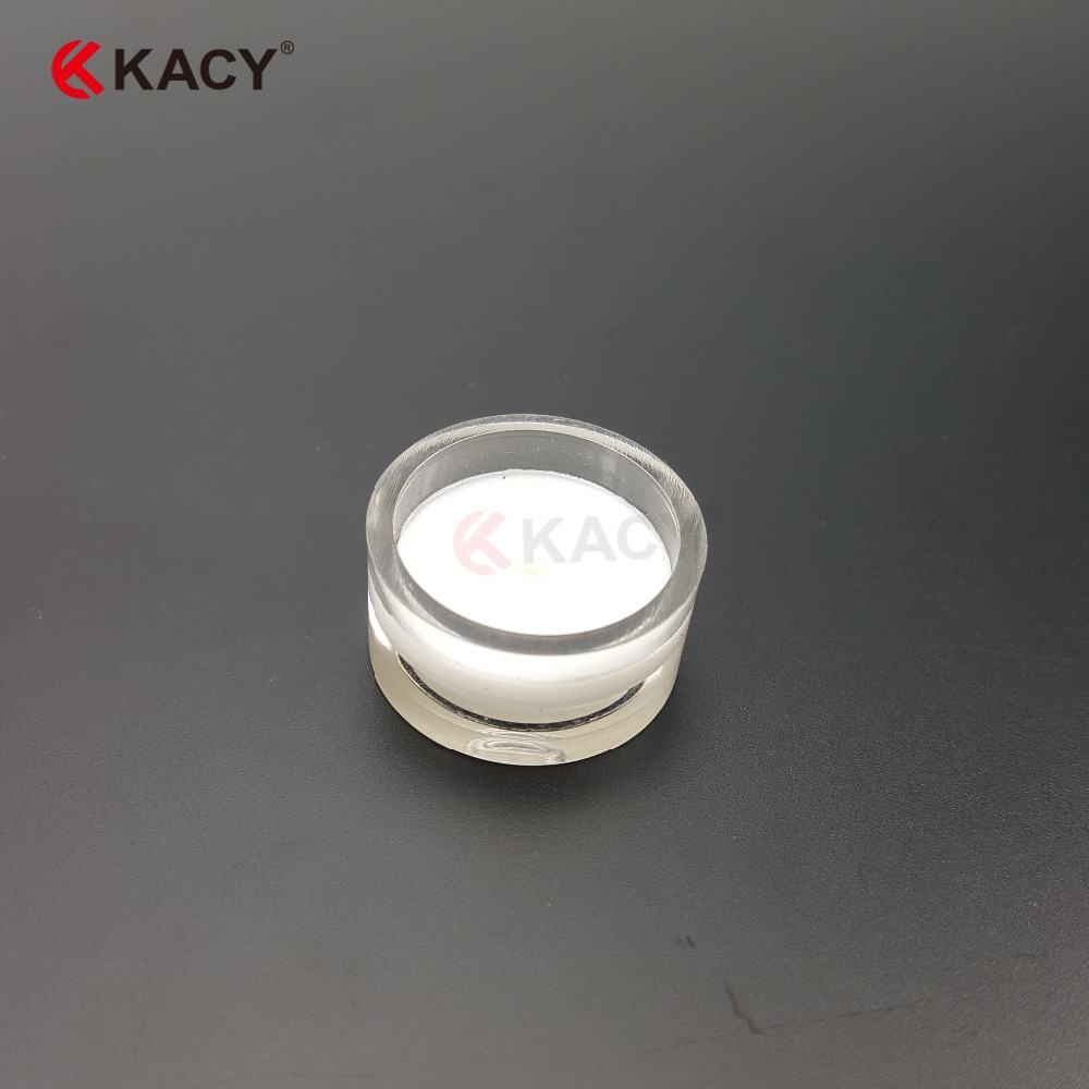 KACY 10pcs/lot 12x7mm Round Hand Tool Parts of Plastic Bubble ... for Spirit Level Parts  70ref