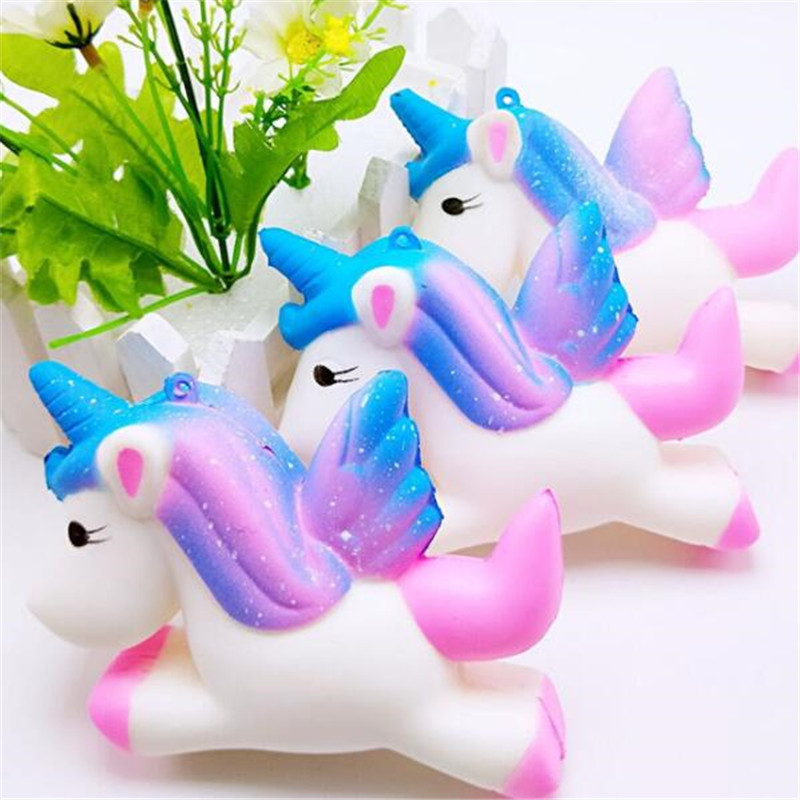 Squishy Animales Unicorn Toy Squishes Slow Rising Poopsie Surprise Stress Relief Toys For Children Popular Novelty Gag Toys