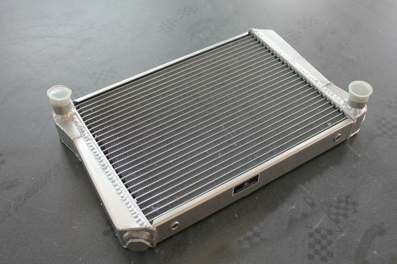 ALUMINUM RADIATOR FOR 1974-1979 MG Midget with a 1600CC engine MT
