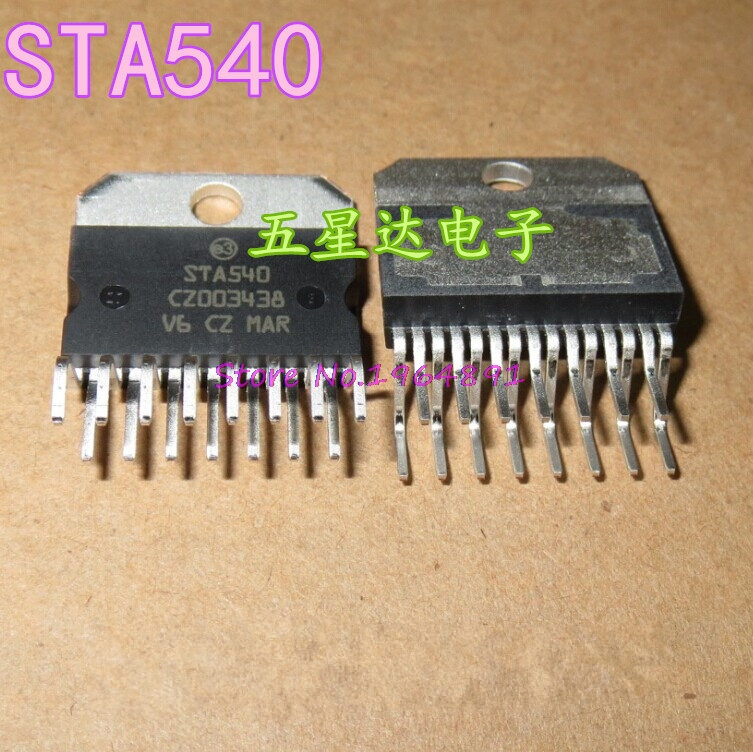 1pcs/lot STA540 ZIP-15 In Stock
