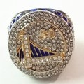 2015 Golden State Warriors Curry World Championship Ring