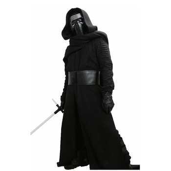 XCOSER Kylo Ren Costume V3 Star Wars The Force Awakens Cosplay Villain Deluxe Kylo Ren Cosplay Completed Outfit Adult Size