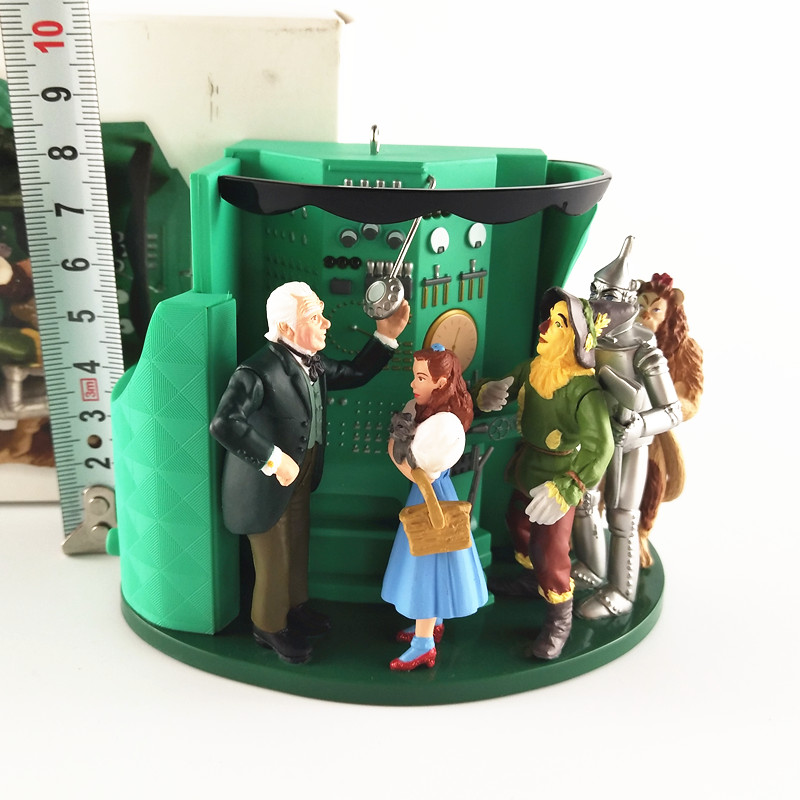 Scene Model Toys the wizard of oz the wizard