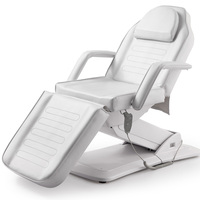 Spa Salon Electric Facial Hydraulic Chair Bed Table High End Equipment Electric Professional Medical Spa Treatment