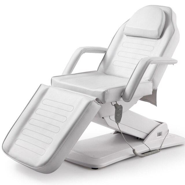 Spa Salon Electrique Du Visage Hydraulique Chaise Lit Table Equipement Haut De Gamme Professionnel Medical