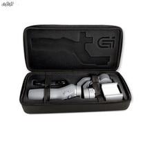 OSMO 携帯ポータブルキャリングケースハンドヘルド収納袋 PU 防水耐衝撃カバー dji OSMO 2 ハンドヘルドジンバル 2