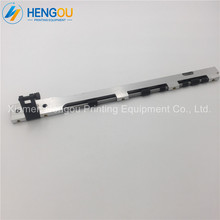 2 Pieces New T 1304F Heidelberg Gripper Bar 10x15 Heidelberg T Platen Press Heidelberg Offset Printing Machine Parts 353mm
