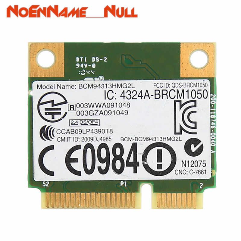 Network Card wifi adapter 150M Wireless Wifi Mini PCI-E Card For Dell DW1501 0K5Y6D Broadcom BCM94313HMG2L dropshipping