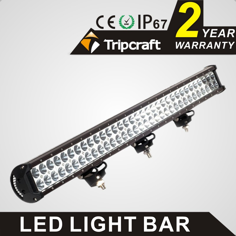 TRIPCRAFT 198w led work light bar 30.7inch spot flood combo beam car light for offroad 4x4 truck SUV ATV driving lamp fog lamp tripcraft 72w led work light bar quad row spot flood combo beam car driving lamp for offroad 4x4 truck atv suv fog lamp 6 75inch