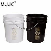 MJJC Brand With High Quality 2018 Dual Bucket Two Bucket Washing Kit Each Bucket 5 Gallon