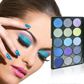 15 Colors Eye Shadow Palette Makeup Shimmer Matte Eyeshadow Palette Set Eye Makeup Kit Cosmetics