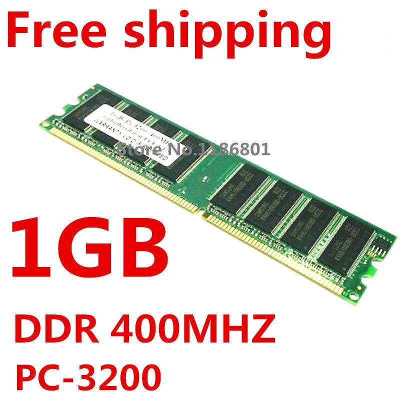 Uue suletud 1GB DDR 400MHz 2GB (1GBX2) PC 3200 lauaarvuti mälu - Arvuti komponendid - Foto 6