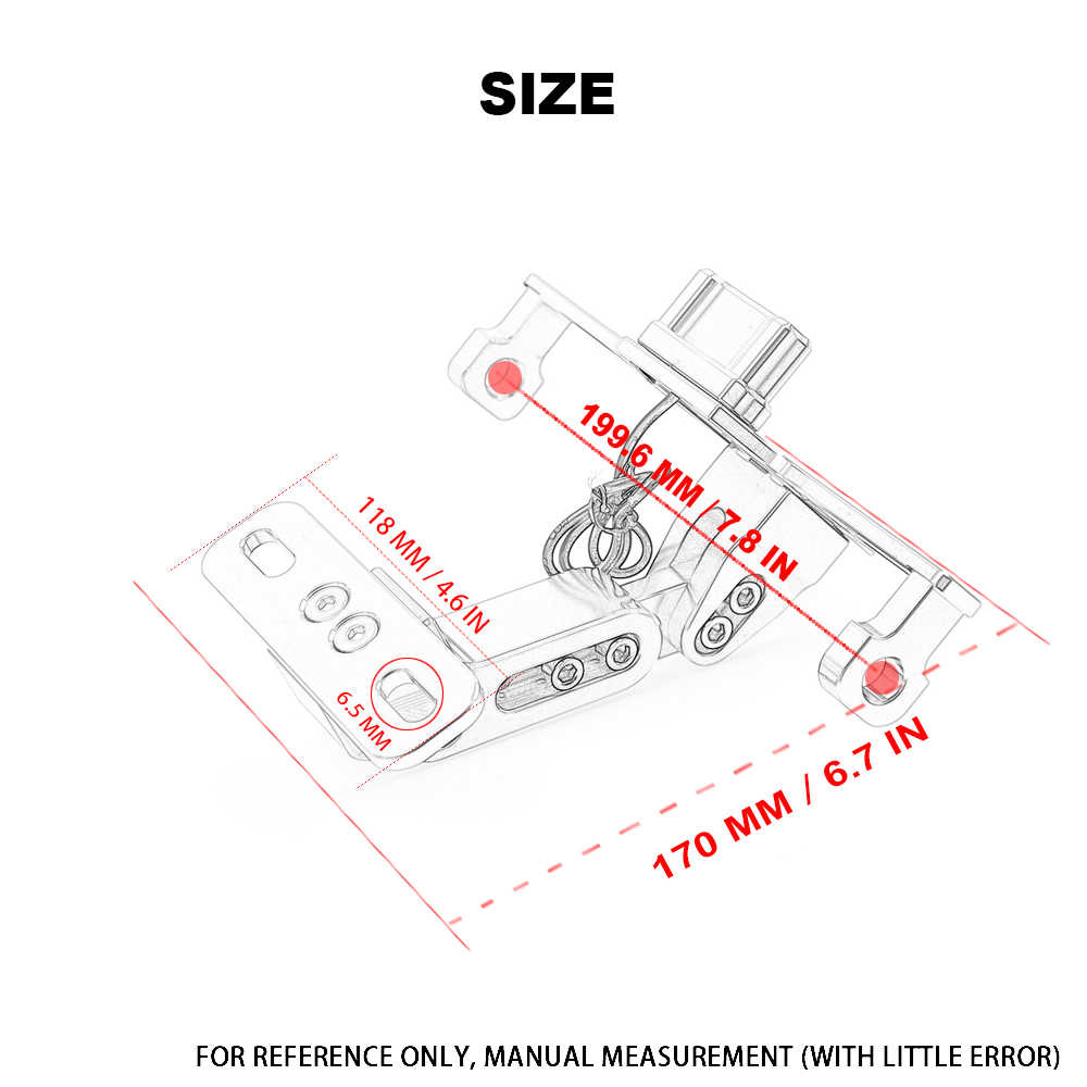 medium resolution of  motorcycle license plate bracket licence plate holder indicator lights for suzuki gsxr 600 750 1000 k1