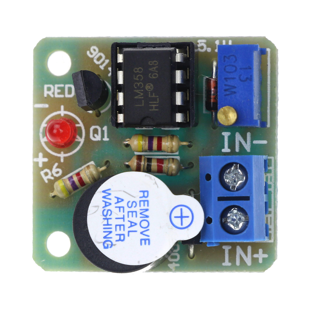 Buy Low Battery And Get Free Shipping On Voltage Alarm Circuit