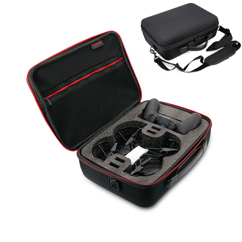 For DJI Tello Drones Carrying Case Storage Box EVA Hard shell Portable Spark box for DJI Drone and Accessories Handbag T&ACYML