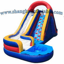 2016 Special Offer Best Seller Hot Double Way Dry Slide,inflatable Water Slide Parts, Inflatable Pool For Adult And Kids