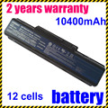 JIGU Laptop battery For Acer For PACKARD BELL EasyNote TJ64 TJ67 TR81 TJ65 TJ66 Series