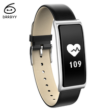 DRRBYY C9S Bluetooth Smart Watch Heart Rate Monitor Blood Pressure Tracker Fitness Bracelet Smart Wristband For IOS & Android