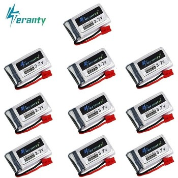 Original Lipo Battery For SYMA X5A-1 X15 X15C X15W RC Helicopter Spare Parts 3.7V 380mah Drone battery 702035 1/2/3/5/10pcs image