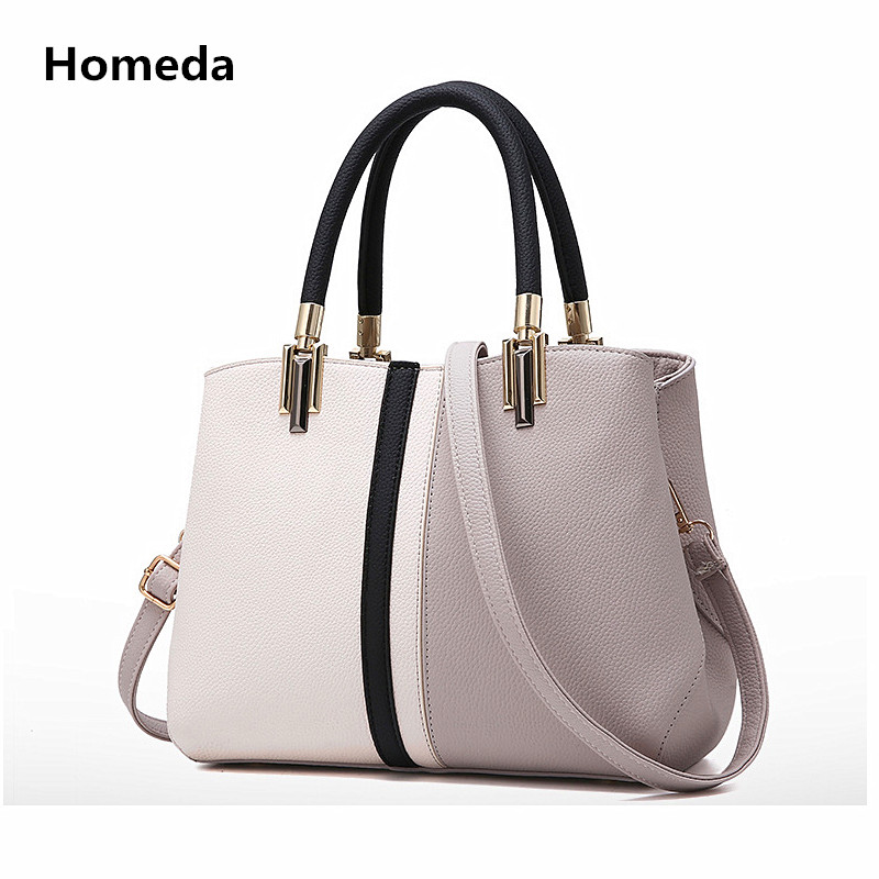 Women Summer Handbag PU Leather Bag Brand Tote Female Style Shoulder Bags Zipper High Quality Bags Lady Original Design Bags Sac