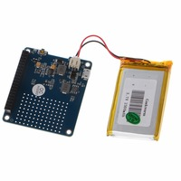 UPS HAT Board Module 2500mAh Lithium Battery For Raspberry Pi 3 Model B Pi 2B B