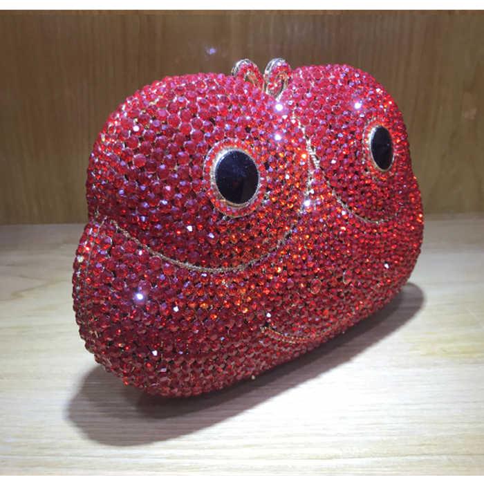Sac soiree pochette marque xiyuan женские вечерние сумки расшитая кристаллами Сумочка-клатч роскошный женский клатч женская свадебная сумка вечерние сумочки красный