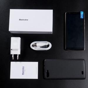 "Image 5 - Blackview Original A20 Smartphone 5.5 ""1 GB + 8GB MTK6580M Quad Core Android GAAN 18:9 Screen 3G Dual SIM Mode Slanke Mobiele Telefoon"