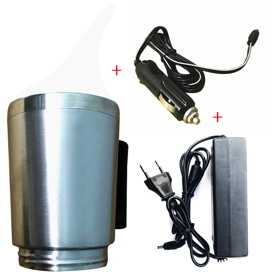 Купить с кэшбэком DC 12V Car Headlight Refurbished Electrolytic Atomized Cup Headlamp Repair Tool with 220V EU plug adapter+Cigarette lighter Plug