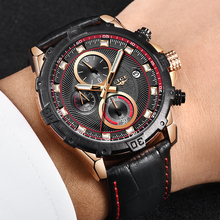 купить LIGE Waterproof Mens Watches Top Brand Luxury Business Quartz Watch Men Casual Clock Sports Watches Relogio Masculino Gift 9883 по цене 1488.25 рублей