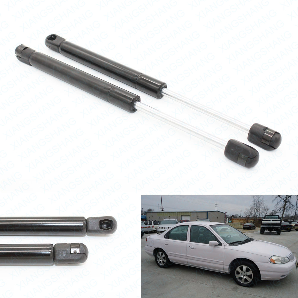 2pcs auto door trunk boot gas charged struts spring lift support for 1995 1996 1997