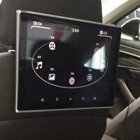 Новые поступления 2018 электроники автомобильный аксессуар Android подголовник с мониторами для Audi A6 авто ТВ монитор 11,8 дюймов экран 2 шт.