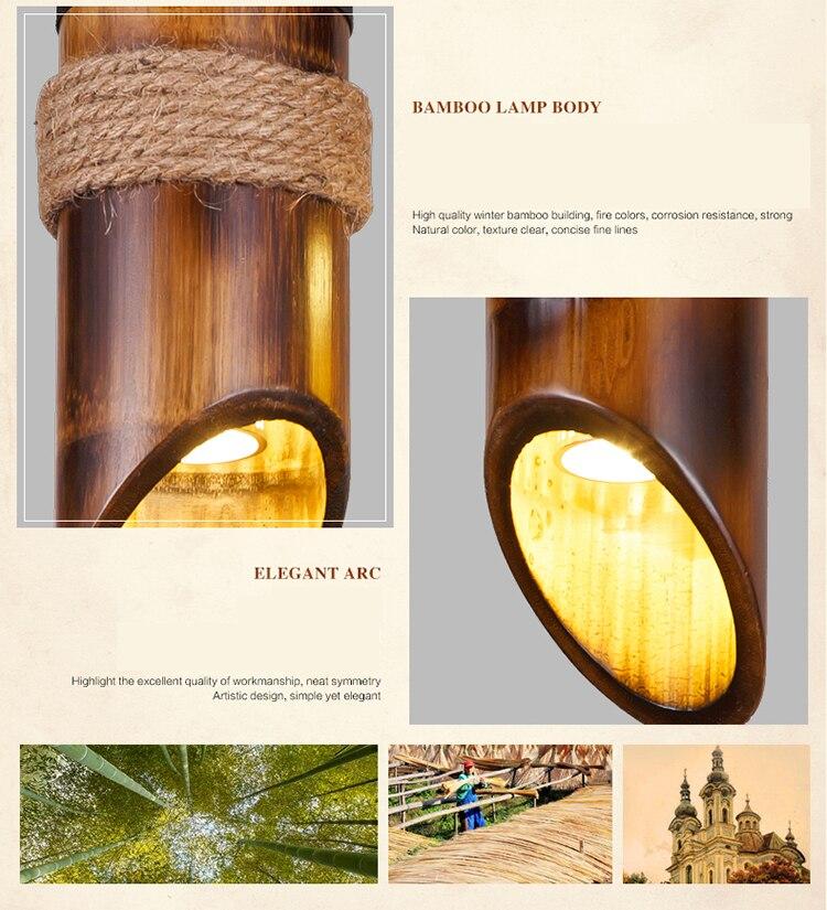pendant light 8