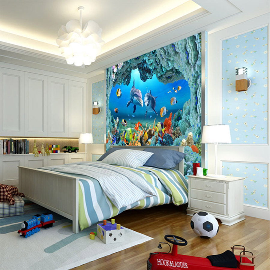 Fish bedroom