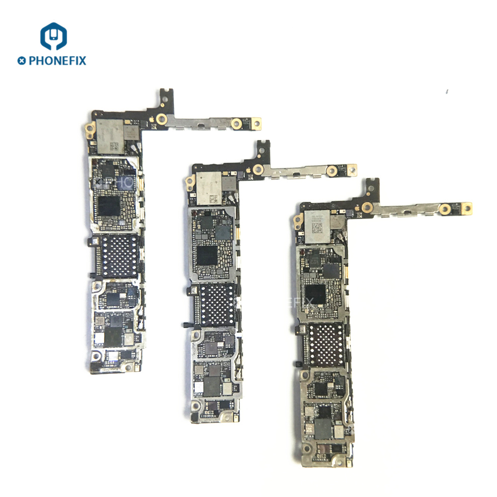 PHONEFIX Used Junk Motherboard Repair Skill Training Damaged Logic Board For IPhone 6 6P 6S 6SP 7 7P + Read Describe