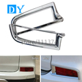 Nulla ABS Polished Surface Rear Reflector Light Lamp Decoration Trim Frame Cover Accessories For Honda CR-V CRV 2015 Chrome