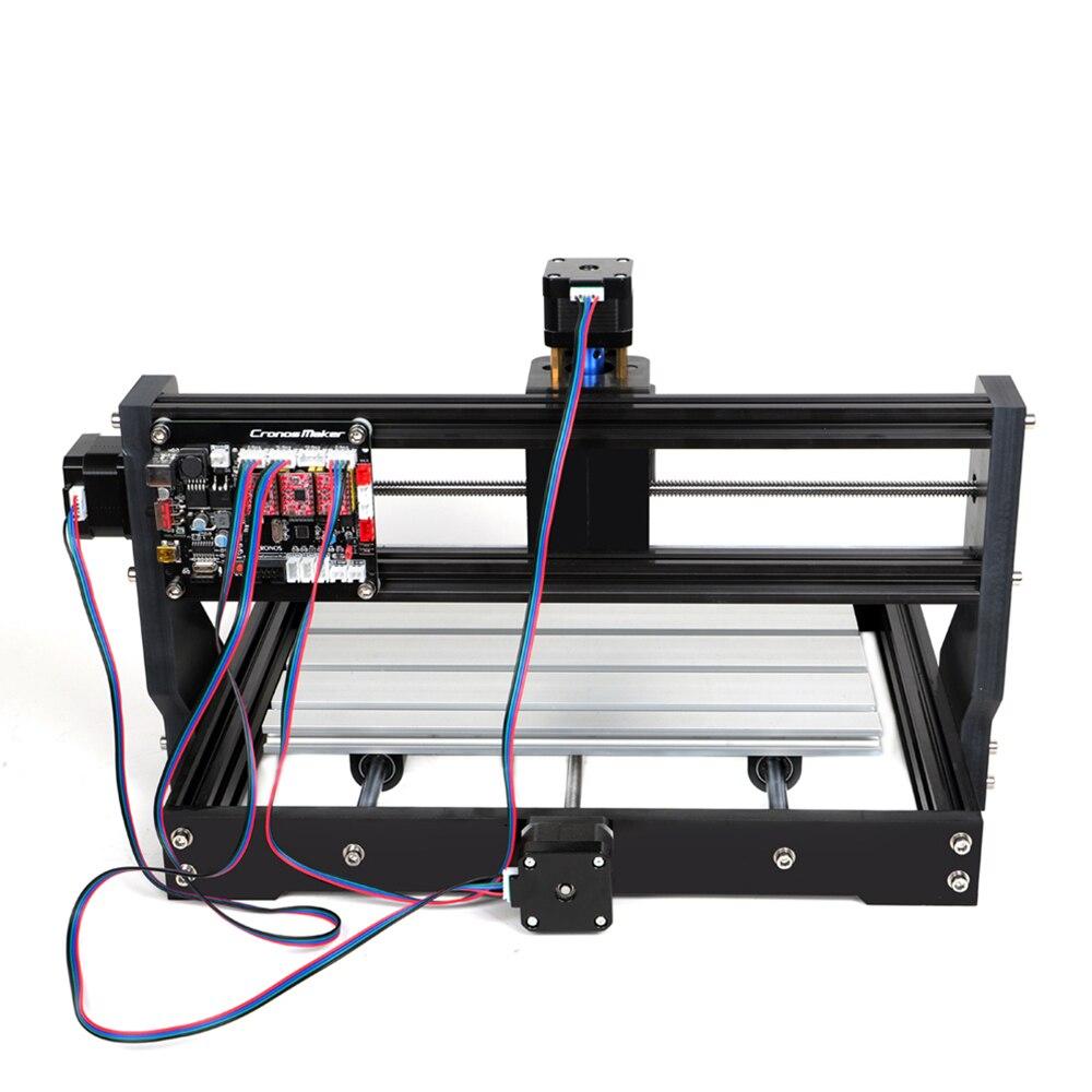 CNC 3018 pro graveur Laser bois CNC routeur Machine GRBL ER11 PCB CNC 3018 pro bricolage Mini Machine de gravure Laser 15 w