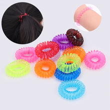 iMucci  Fashion Hair Ties Styling Accessories Candy 15pcs Rope Elastic Rubber Scrunchie Band Bobbles Ponytail Holder