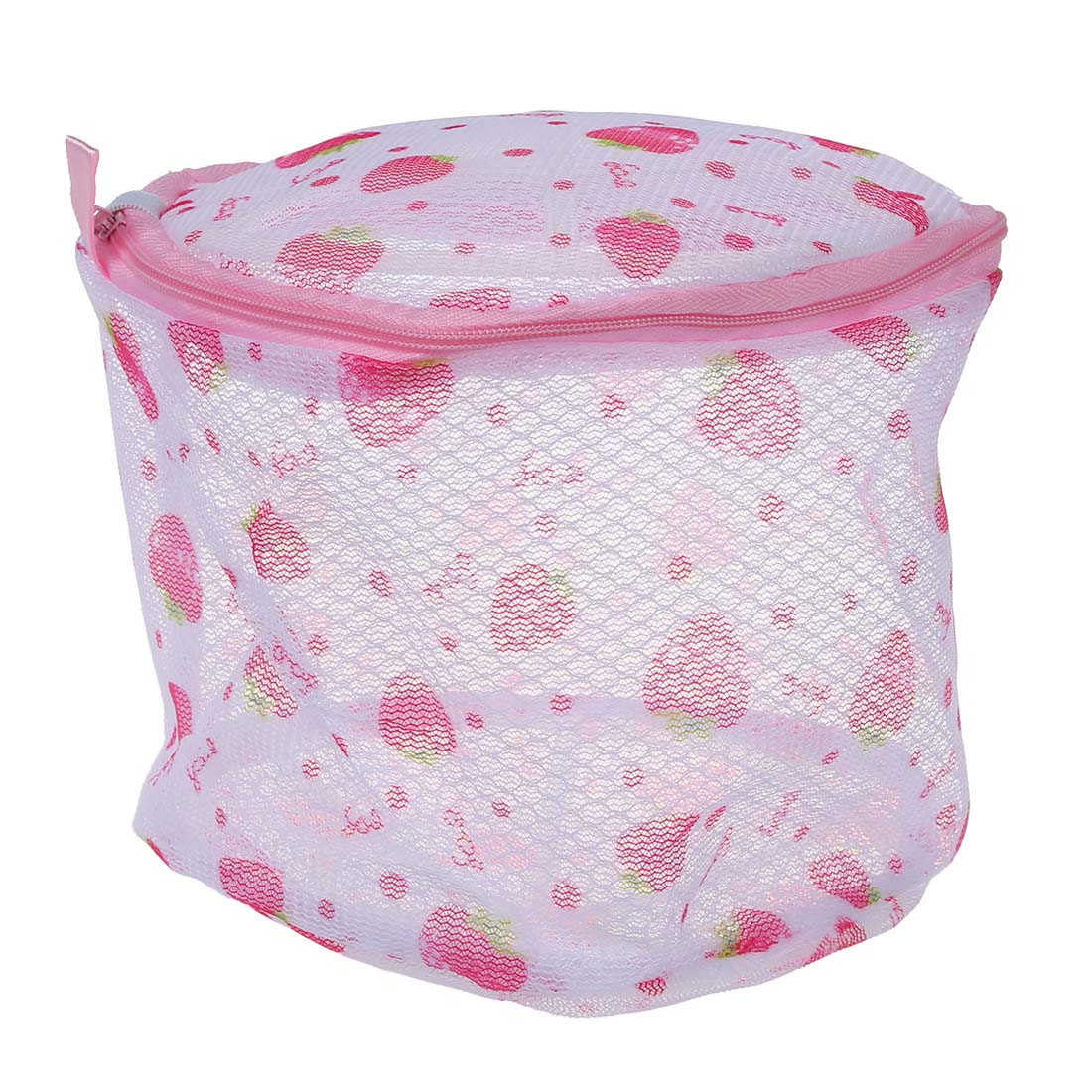 Bra/Underwear/Lingerie/Socks Laundry Mesh Bag Wash Basket--Strawberry or Rose Print