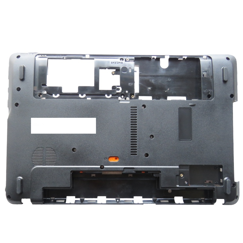 NEW Laptop Bottom Base Cove For Packard Bell for EasyNote TE11 TE11HC TE11HR TE11BZ TE11-BZ TE11-HC TE11-HR Black D case nbc1f11001 motherboard for packard bell easynote te11 tv11 hc tv43 hc tv44 hc tv44 hr la 7912p q5wtc l51 100